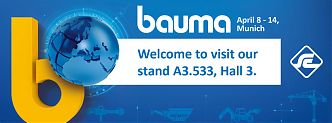 "The group of companies ""Hydrosila"" will take a part in the international exhibition - BAUMA Munich 2019"