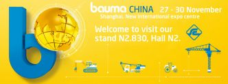 """Hydrosla"" will take a part in the International exhibition BAUMA China 2018"