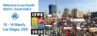 The Hydrosila company will take a part in the largest exhibition in the North America - IFPE!