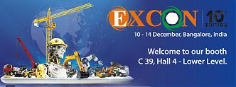 Welcome to visit our stand at the Asia's largest exhibition - Excon-2019!
