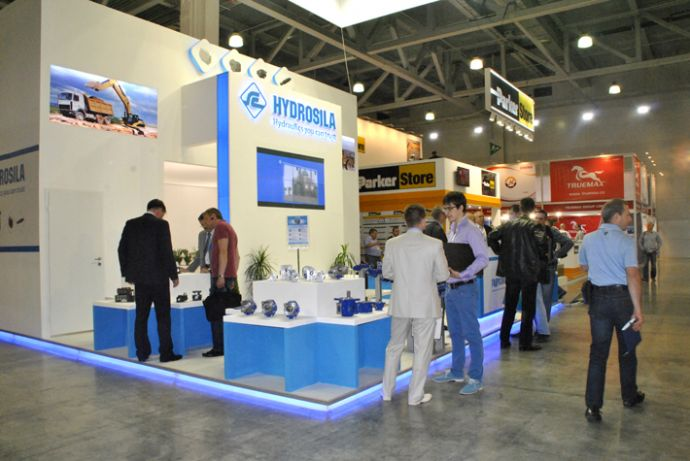 Hydrosila at CTT 2013 – all in package