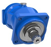 Fixed displacement bent axis axial-piston motors (Series BF10)