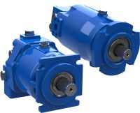 Fixed displacement axial piston motors (Series S & H)