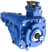 Variable displacement axial piston pumps (Series S & H)