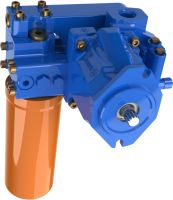 VARIABLE AXIAL-PISTON PUMPS FOR OPEN CIRCUITS WITH LS CONTROL (Series C2)