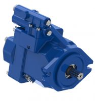 VARIABLE AXIAL-PISTON PUMPS FOR OPEN CIRCUITS WITH LS CONTROL (Series C)
